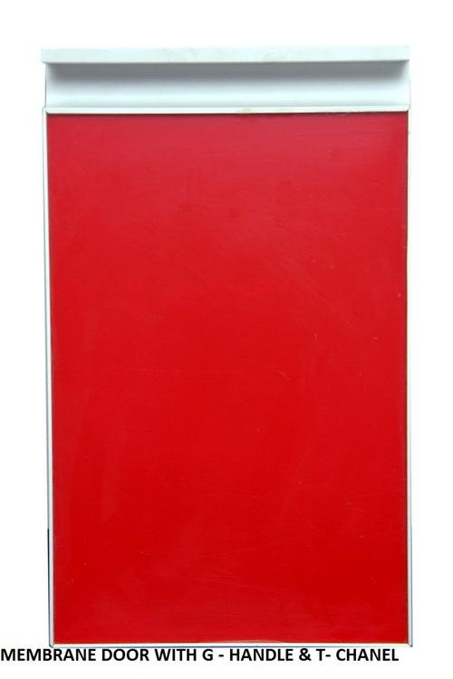 Menbrane Door with G-Handle & T-Chanel
