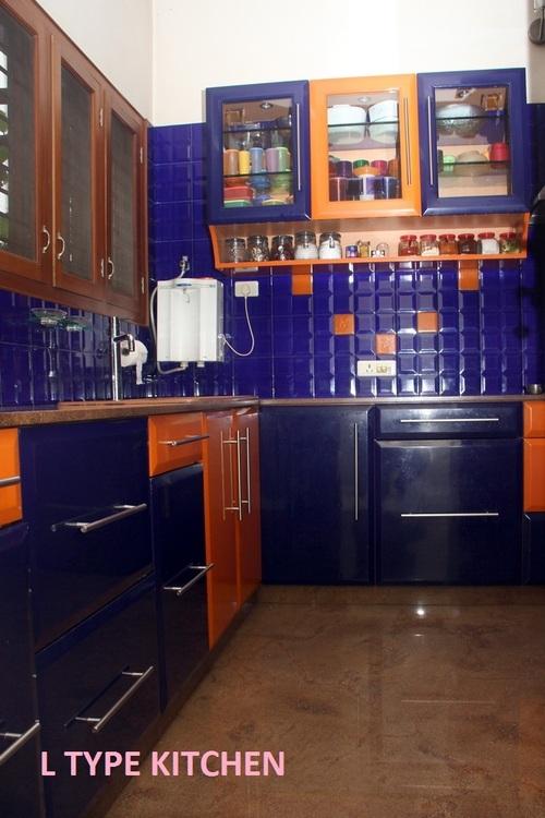 L Type Kitchen