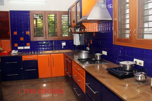 L Type Kitchen