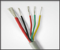 CCTV Cable 4+1