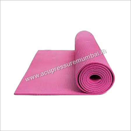 Plain Cotton Yoga Mat