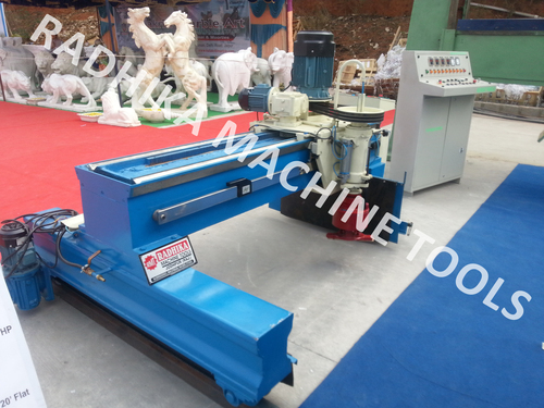 Industrial Granite Polishing Machine