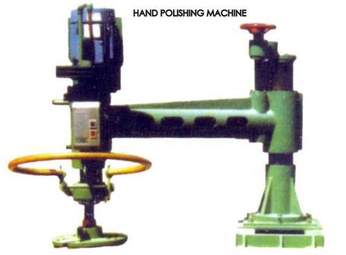 Hand Polishing Machine