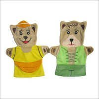 Bear Set Hand Puppet