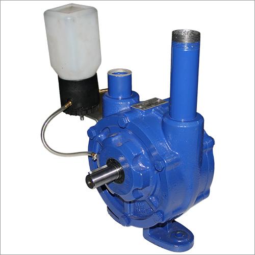 Oil Lubricated Rotary Vane Vacuum Pump