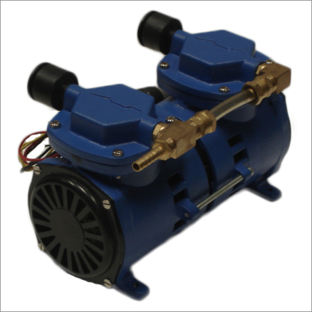 Diaphragm vacuum pump & Compressor