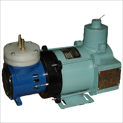 Chemical Resistant Vacuum Pump