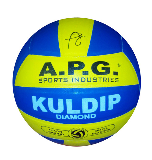 APG Rubber Molded Volleyball (KULDIP DIAMOND)