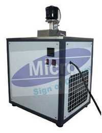 WATER CIRCULATOR / CHILLER UNIT FOR WATER DISTILLA