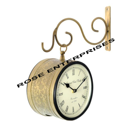 Railway clock with Designer Hanging