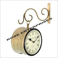 Railway clock with Designer Hanging
