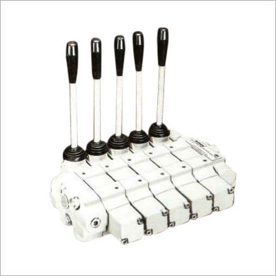 Stackable Directional Hydraulic Valves