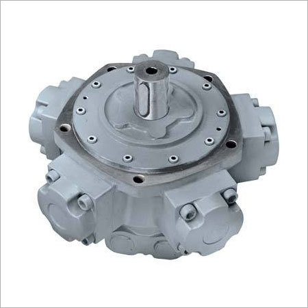 Axial Piston Hydraulic Motor‎