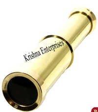 Pocket Brass Telescope