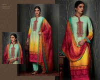 Pashmina Exclusive Party wear Suit