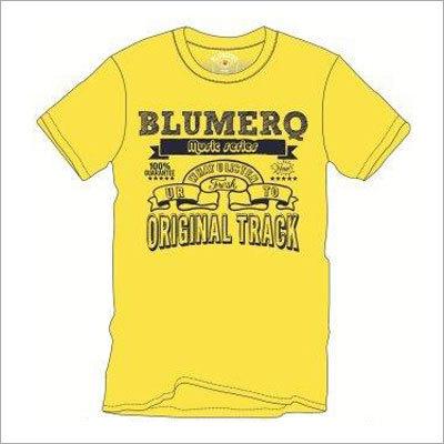 Mens Yellow T-Shirts