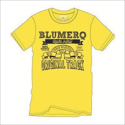 Boys Yellow T-Shirts