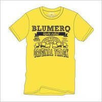 Boys Yellow T-Shirts