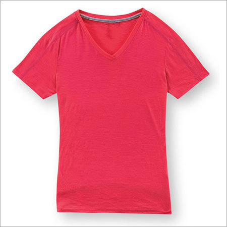 Womens Pink T-Shirts