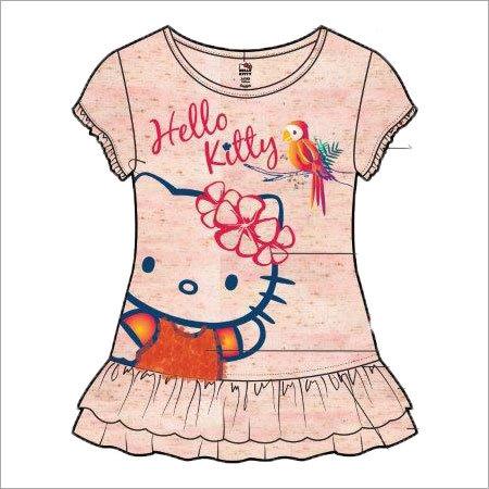Girl Kids T-Shirt