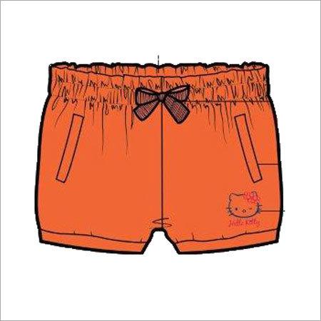 Girls Kids Short Pant