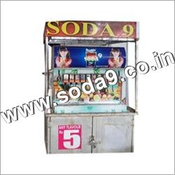 Flavored Soda Fountain Machine