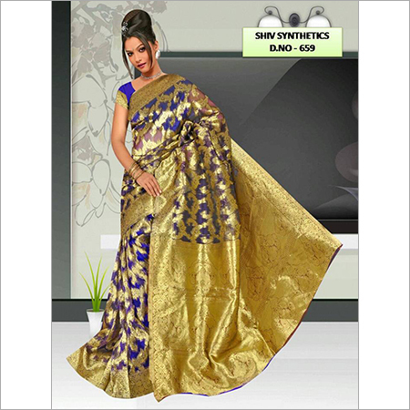 Fancy Net Saree