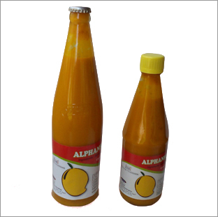 Bottled Mangopulp