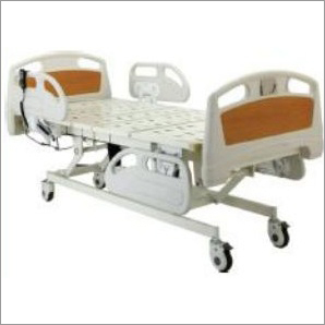 ICU BED ELECTRIC(ABS PANELS & SIDE RAILINGS)