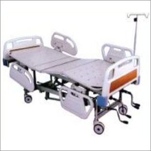 ICU BED MECHANICAL(ABS PANELS & SIDE RAILINGS)