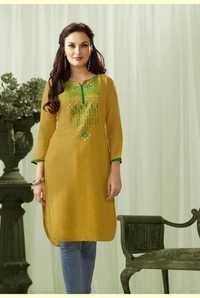 Ladies Casual Wear Designer Kurti