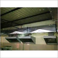 Hotel Kitchen Exhaust Hood