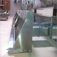Stainless Steel Kitchen Hoods