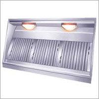 Ventilation Type Exhaust Hood