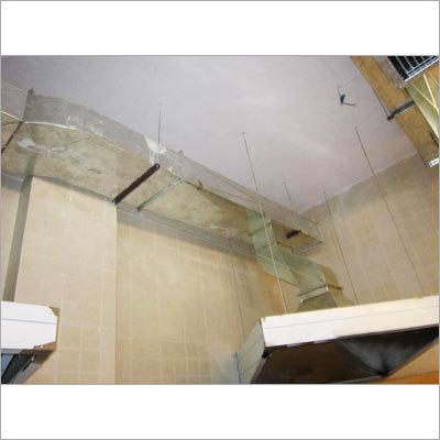 Kitchen Ventilation Ducts