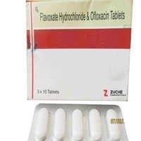 Flavoxate & Ofloxacin Tablets