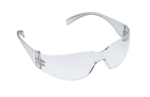 Safety White Goggles
