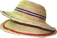 Designer Jute Hat