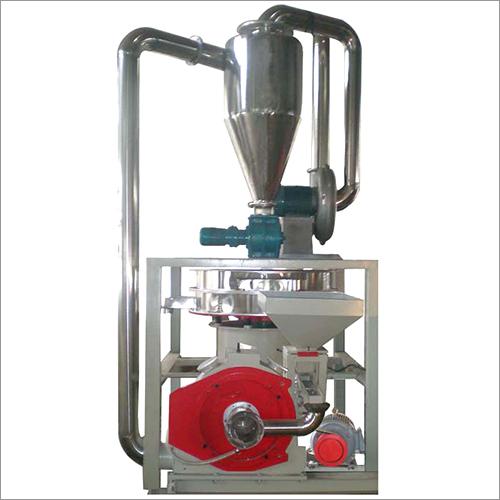 Plastic Pulveriser Machine
