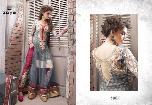 Attractive Anarkali Dress