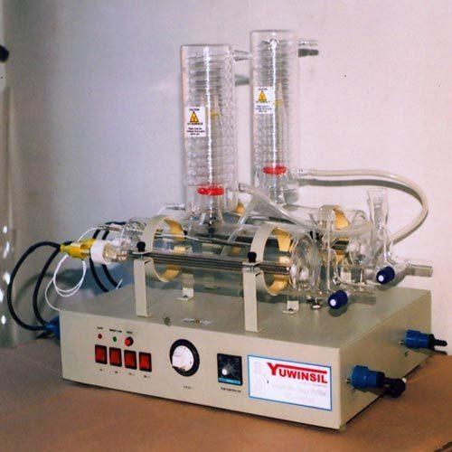 Quartz Glass Distillation