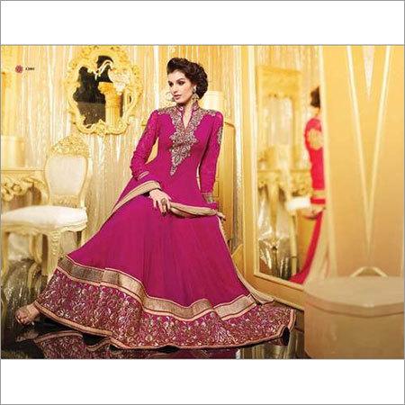 Party Wear  Anarikali Dress