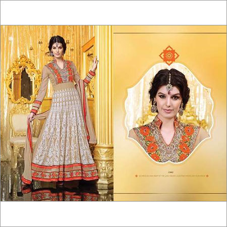 Wedding Anarkali Dress
