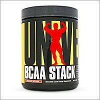 Universal Nutrition Bcaa Stack Front