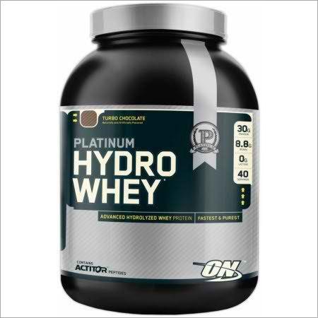 Platinum Hydrowhey Supplement