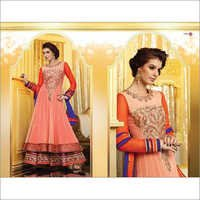 Reception Anarkali Dress