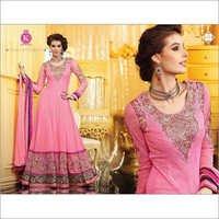 Reception Anarkali Dress
