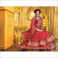 Wedding Anarkali  Dress