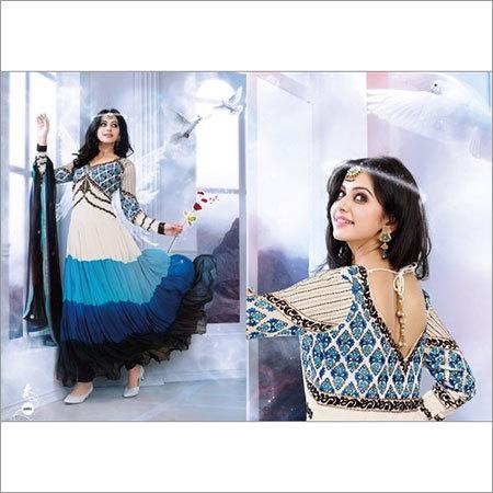 Attractive Anarikali Dress