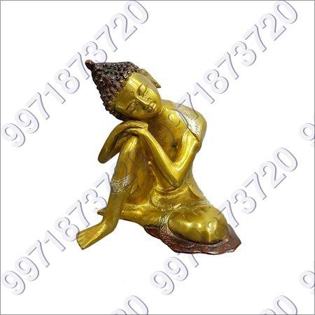 THINKING BUDDHA 8INCH